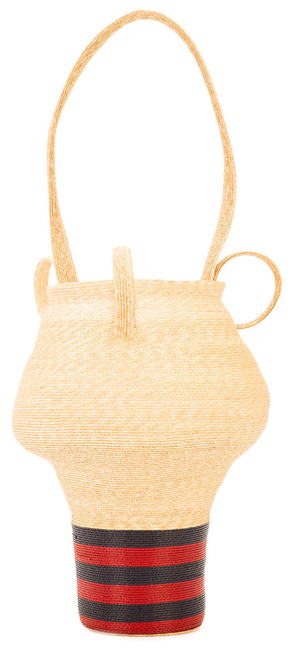 An Easy Summer Dressing Win: The Basket Bag