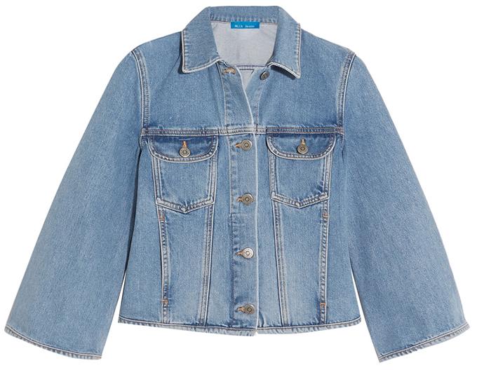 Fashion Uniform: Denim Jacket + Shirt Dress + Sandals