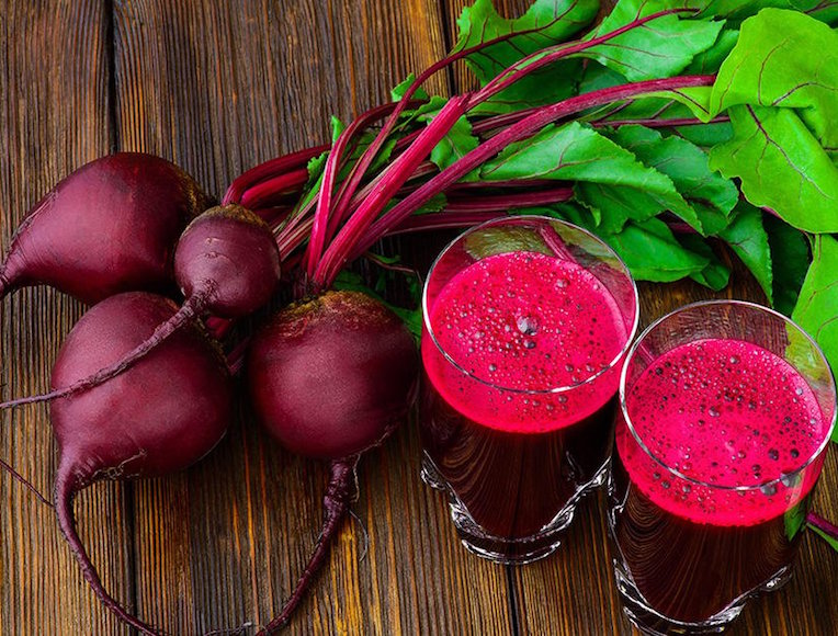 Beet Juice May Work for Well-Trained Athletes After All
