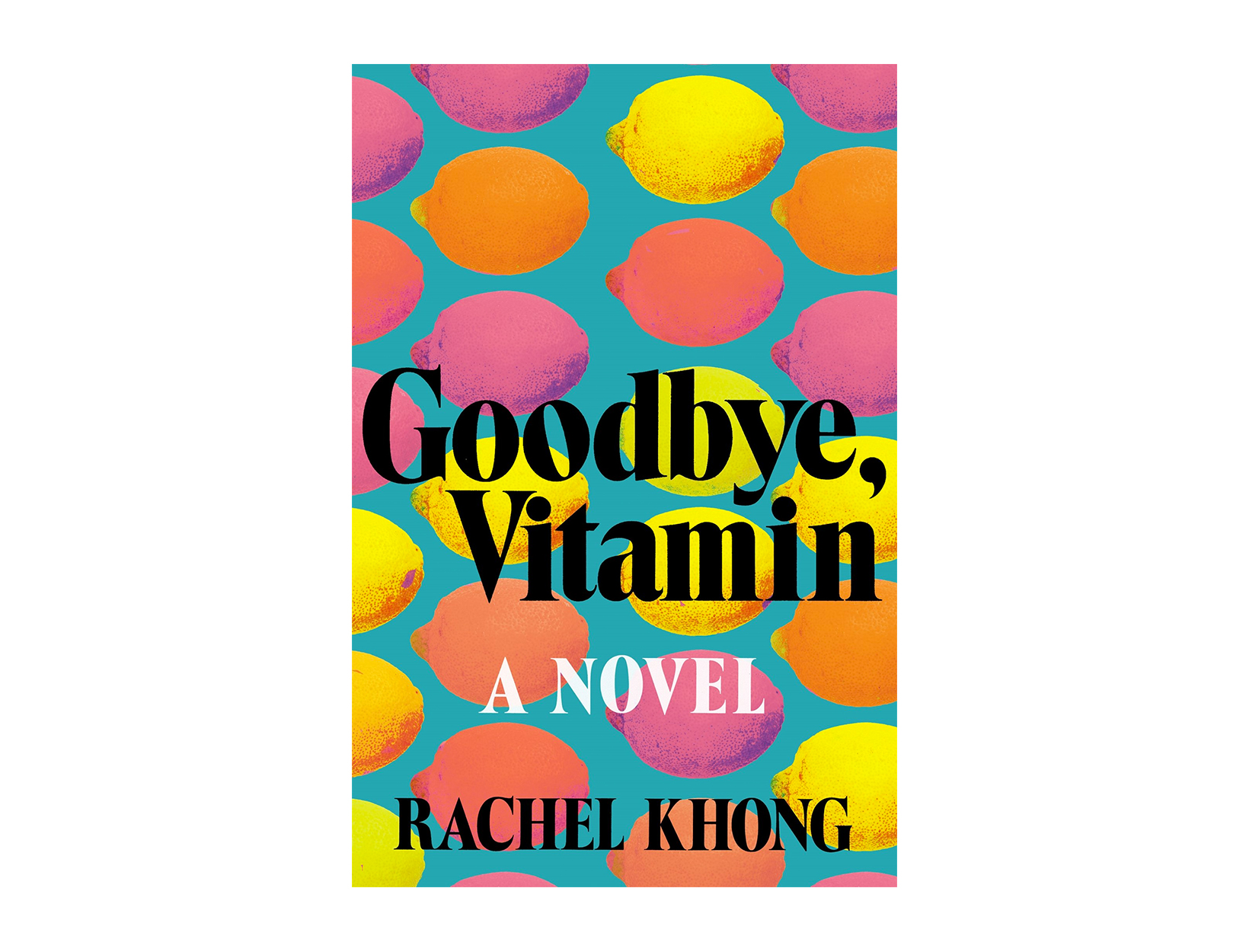 Goodbye, Vitamin by Rachel Khong