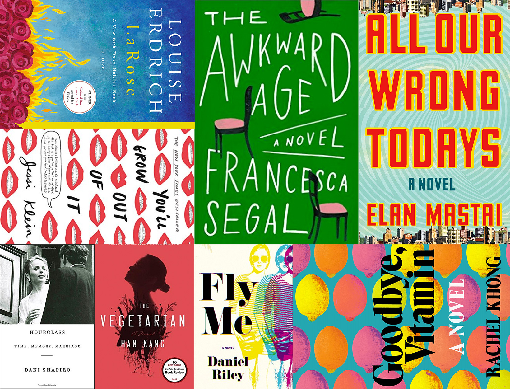 16 Great Reads for the Summer