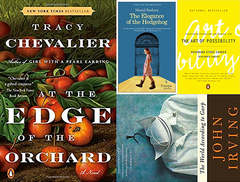 4 Books You Can Zip Through in a Month