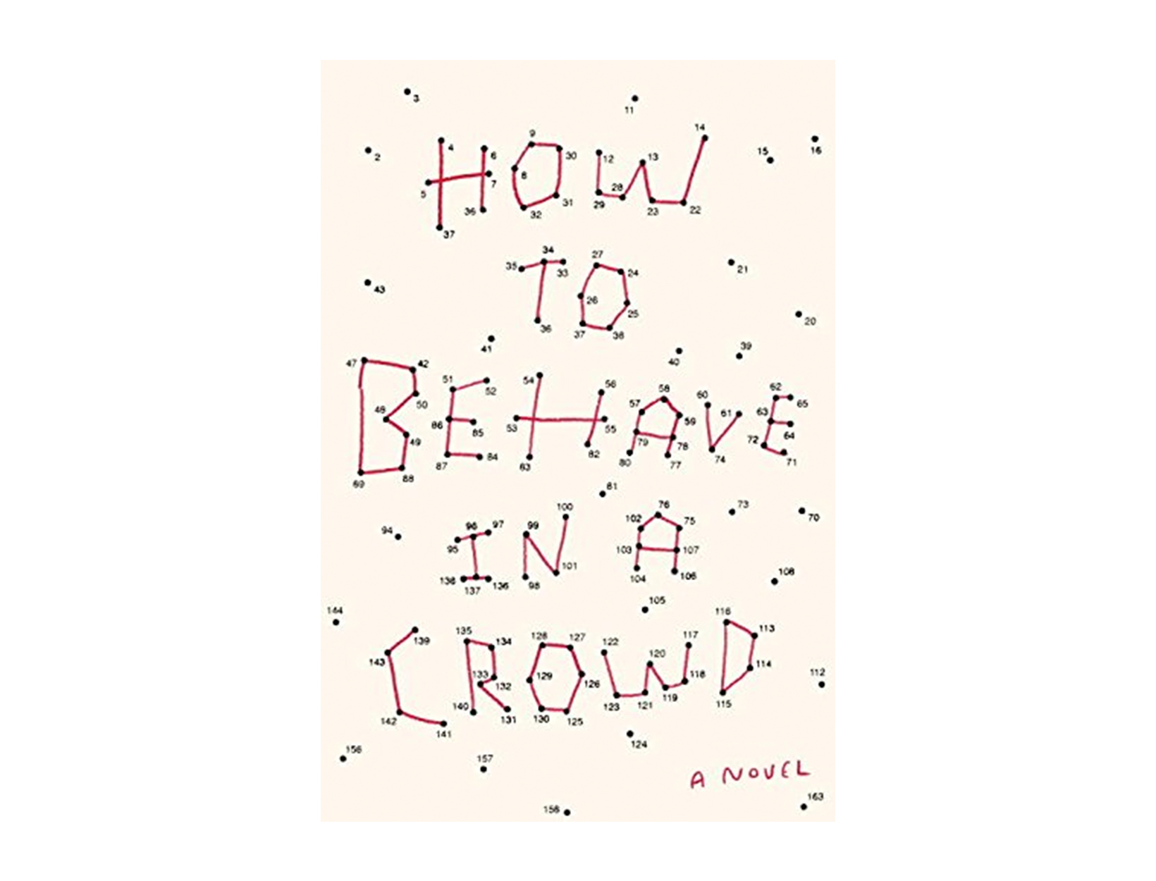 How to Behave in a Crowd by Camille Bordas