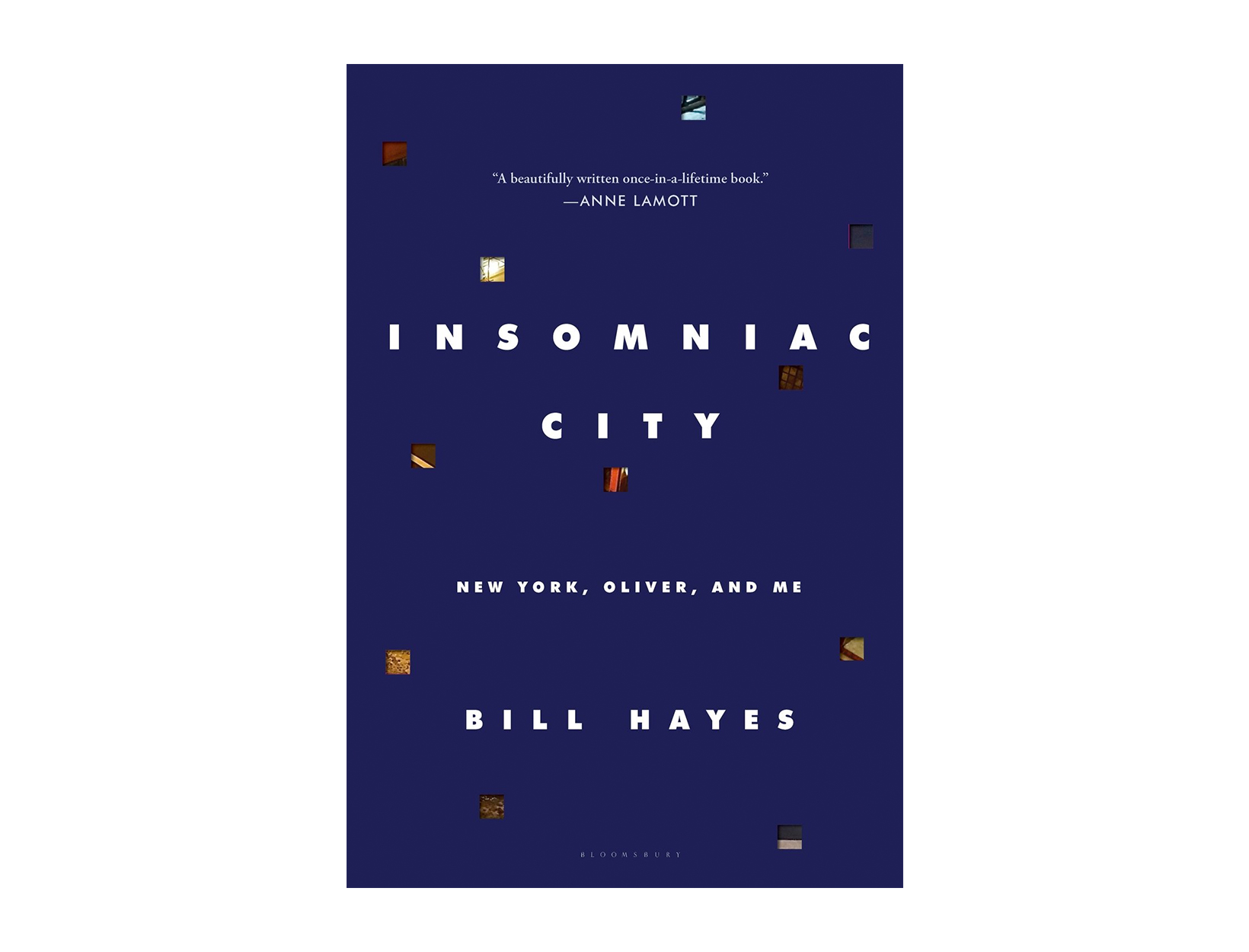 Insomniac City: New York, Oliver, and Me by Bill Hayes