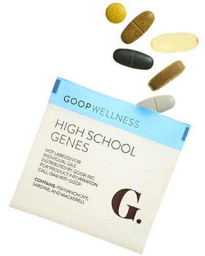 High School Genes