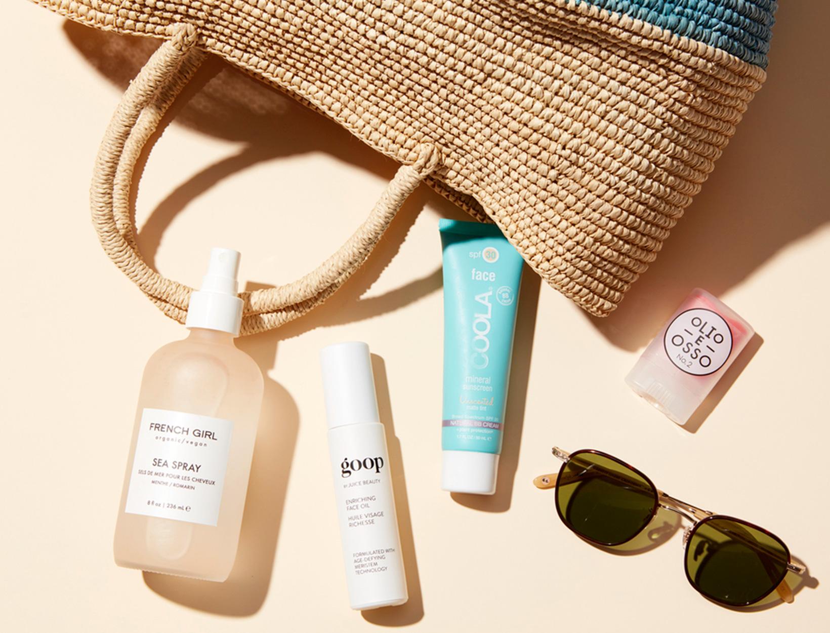 The Summer-Weekend Beauty Bag