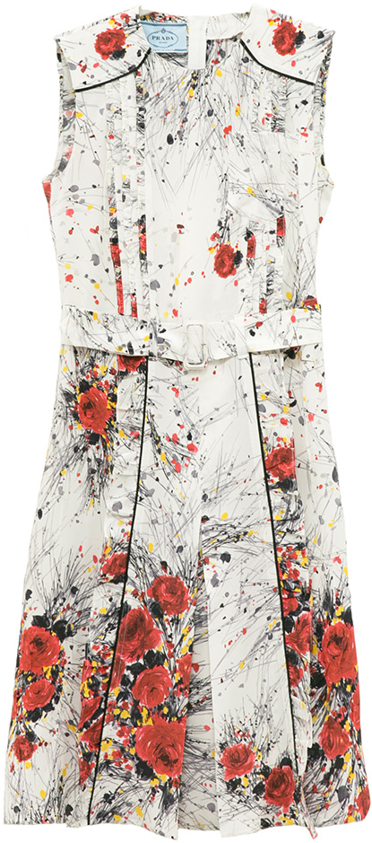 The Do-It-All Floral Dress