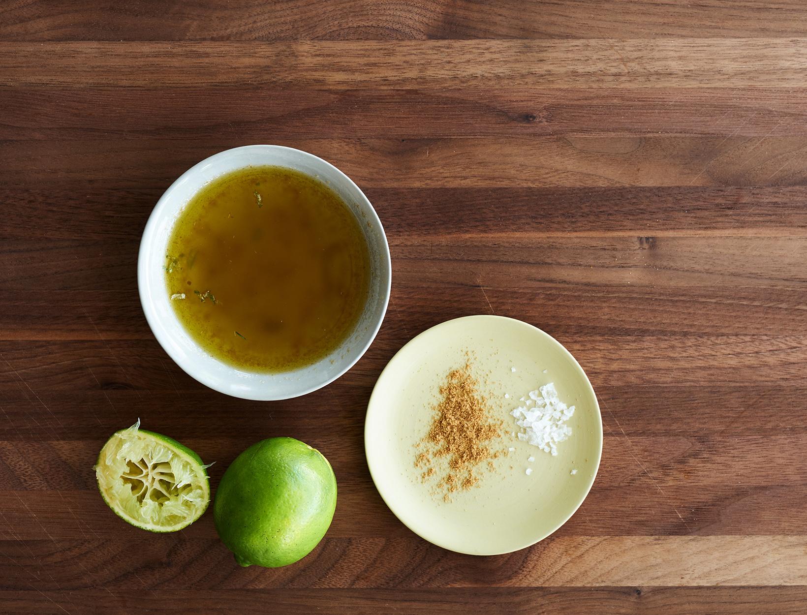 Lime & Cumin Vinaigrette
