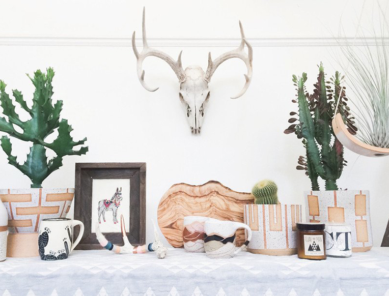 fig curated living   goop