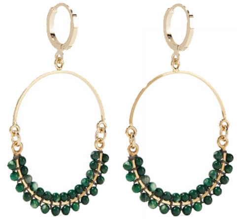 The Style Update: Statement Earrings