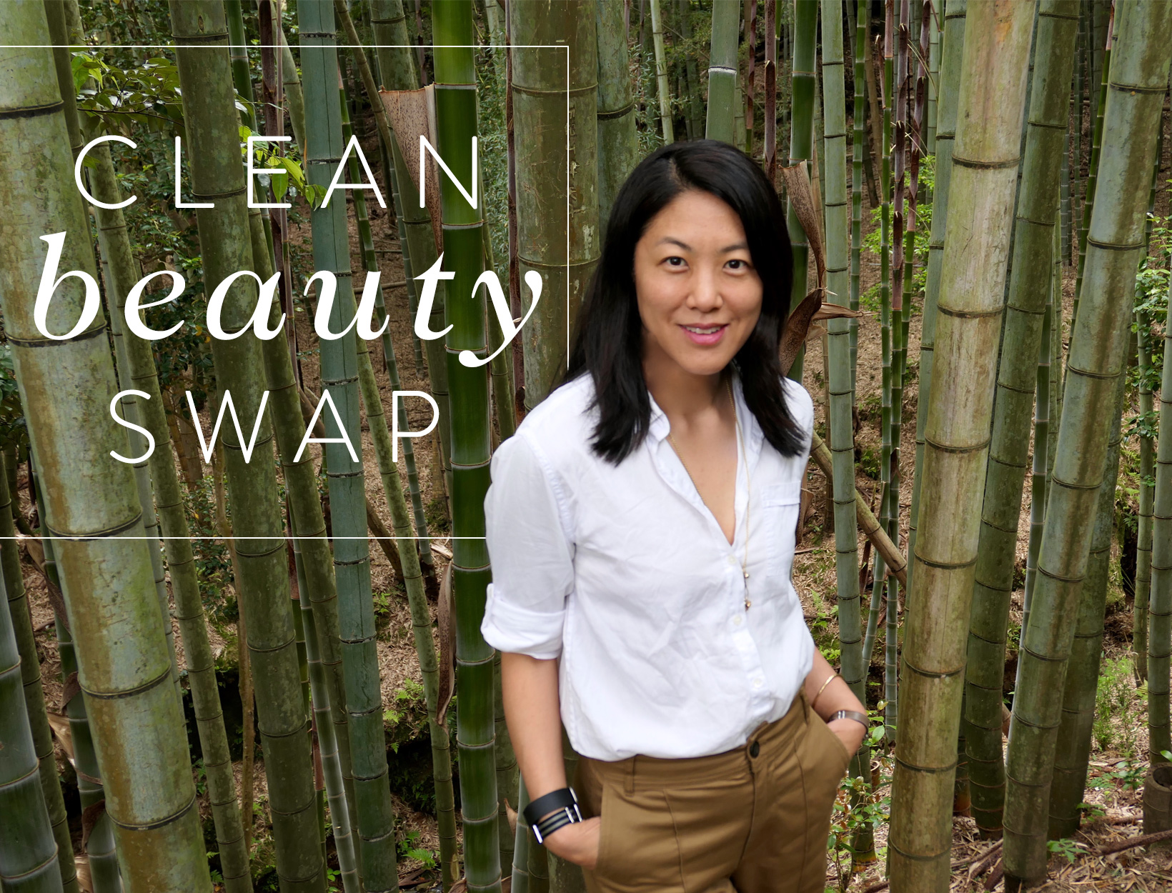 Clean Beauty Swap: Anne Keane