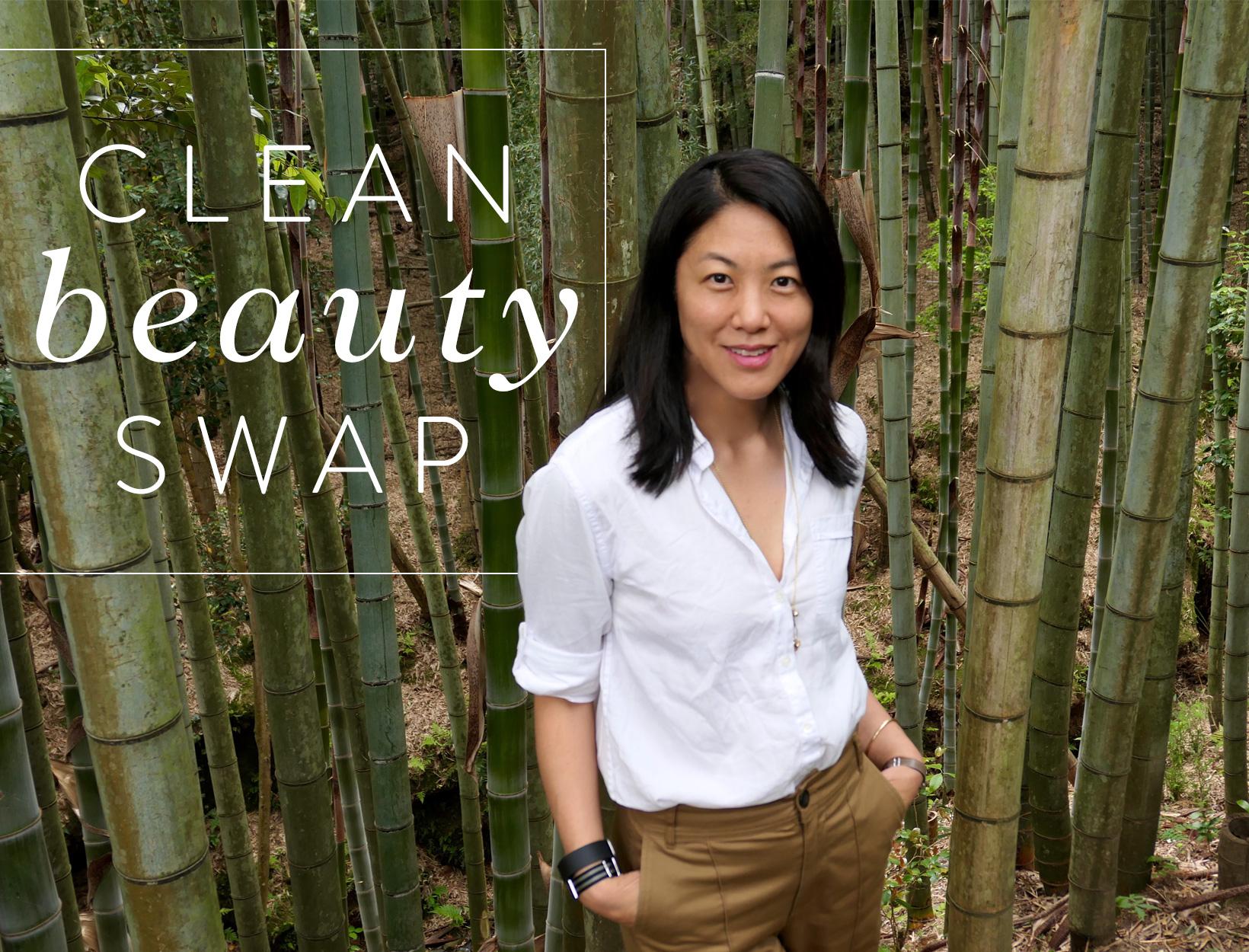Clean Beauty Swap: Anne Keane