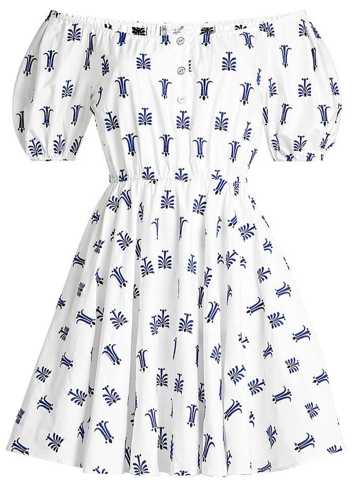 Fashion Uniform:  Mini-Dress + Sandals