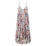Anais Surrealist-Print dress