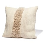 Chunky Knit Center Pillow