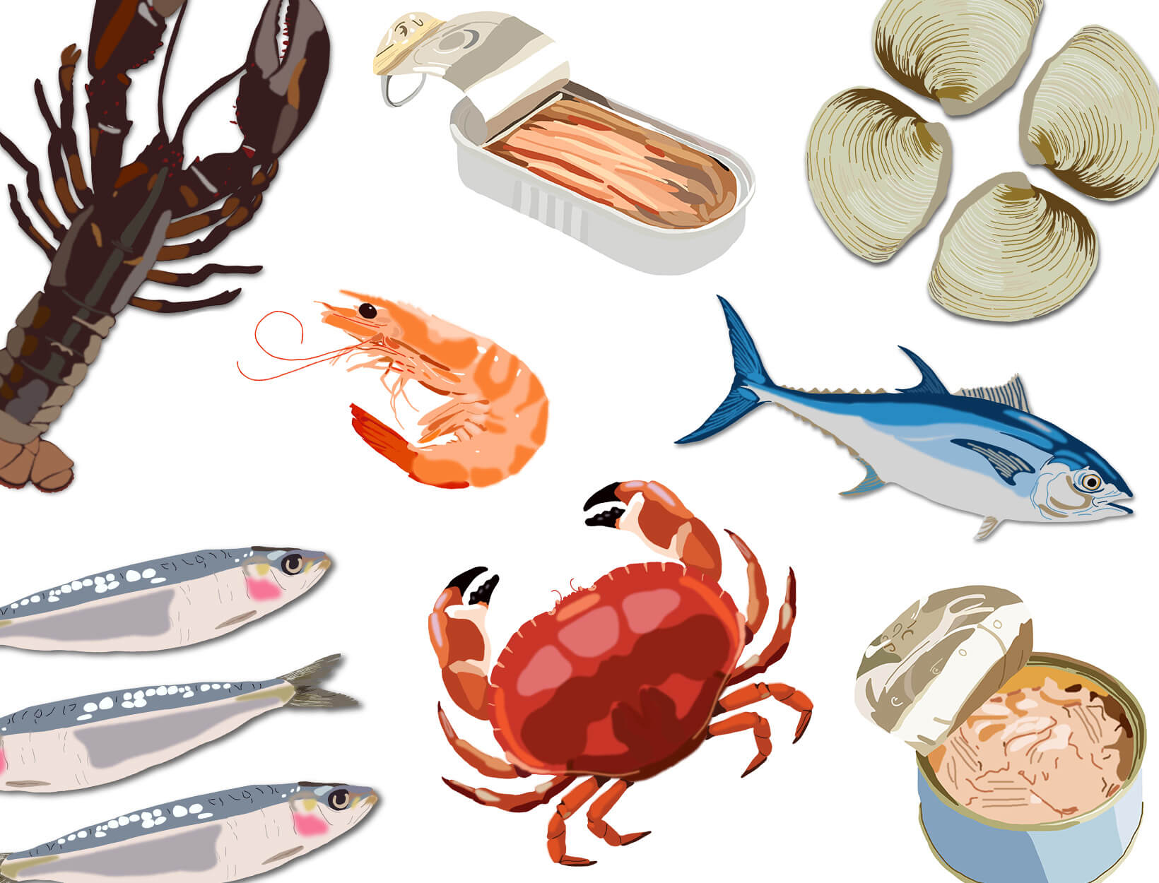 The sustainable seafood guide goop bloglovin for Most sustainable fish