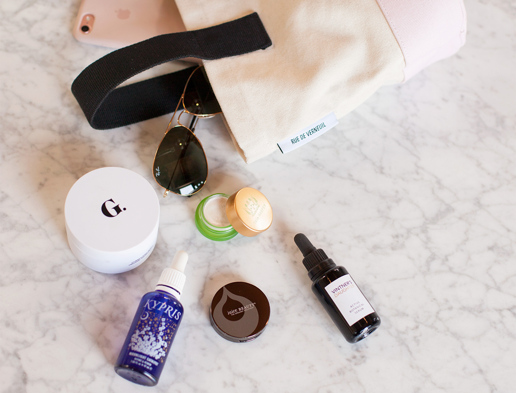 All We Need For Summer:  Lazy Makeup and Skin Care