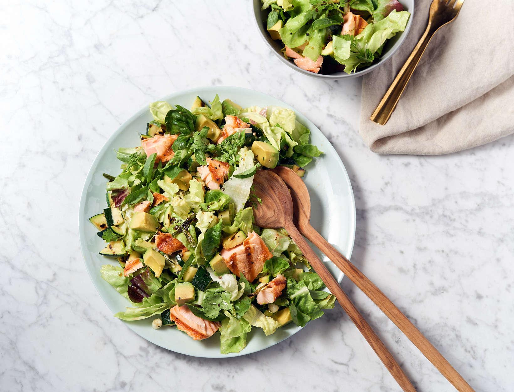 My Ivy Chopped Salad Reinterpreted