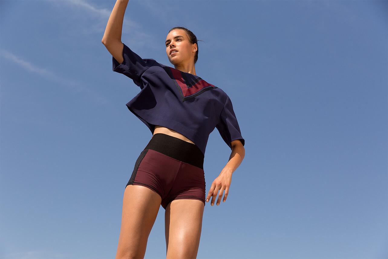 Take it Outside: Warm-Weather Workout Wear