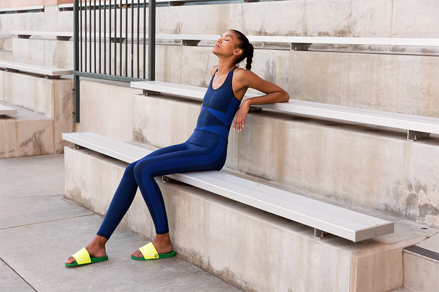 Take it Outside: Warm-Weather Workout Wear