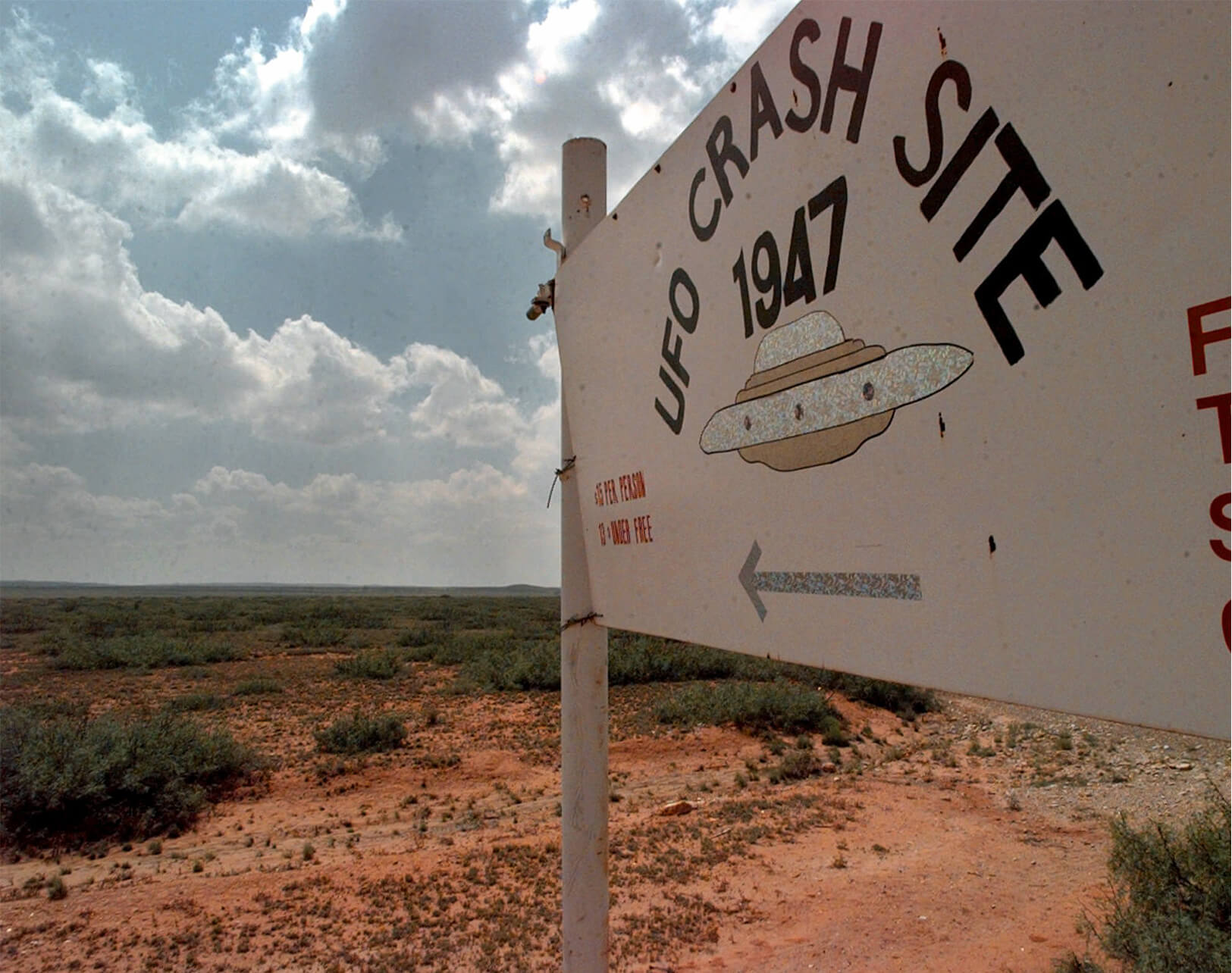Conspiracy Hot Spots Worth the Trip