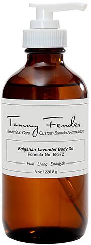 Tommy Fender Bulgarian Lavendar Body Oil
