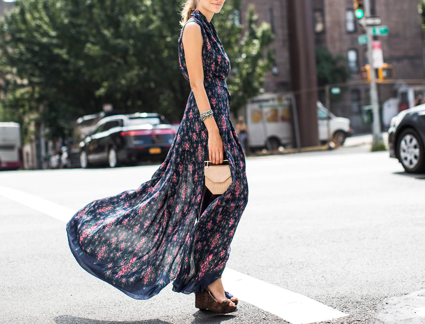 Ask Anne: Double-Duty Bohemian Dressing?