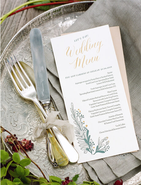 Wedding Details to Seal the Deal