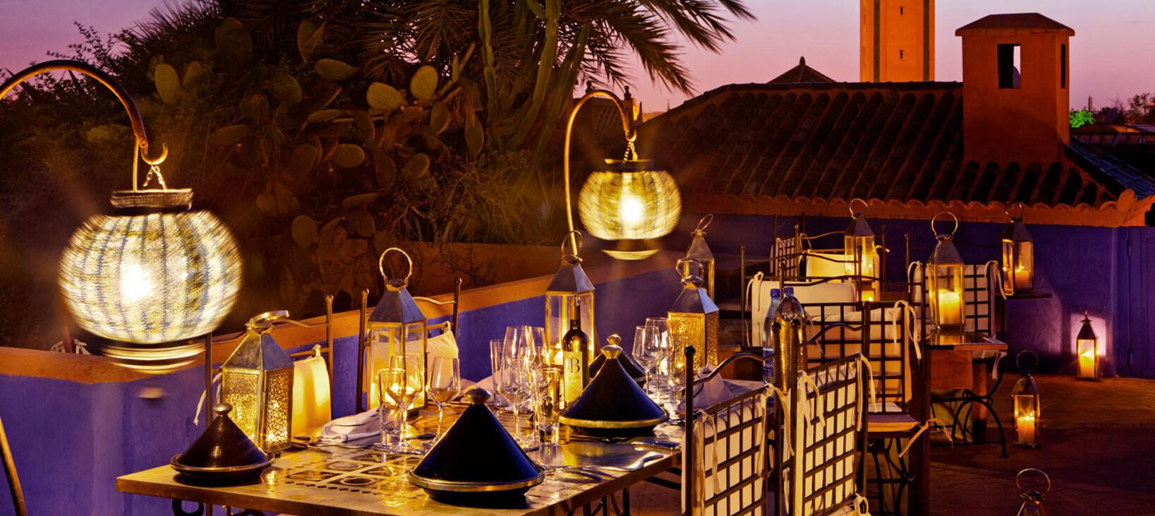 The Perfect Week in Marrakech   Goop