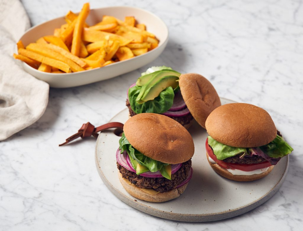 Veggie Burgers to Convert Any Carnivore