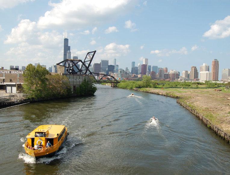 Wendella Boat Tour