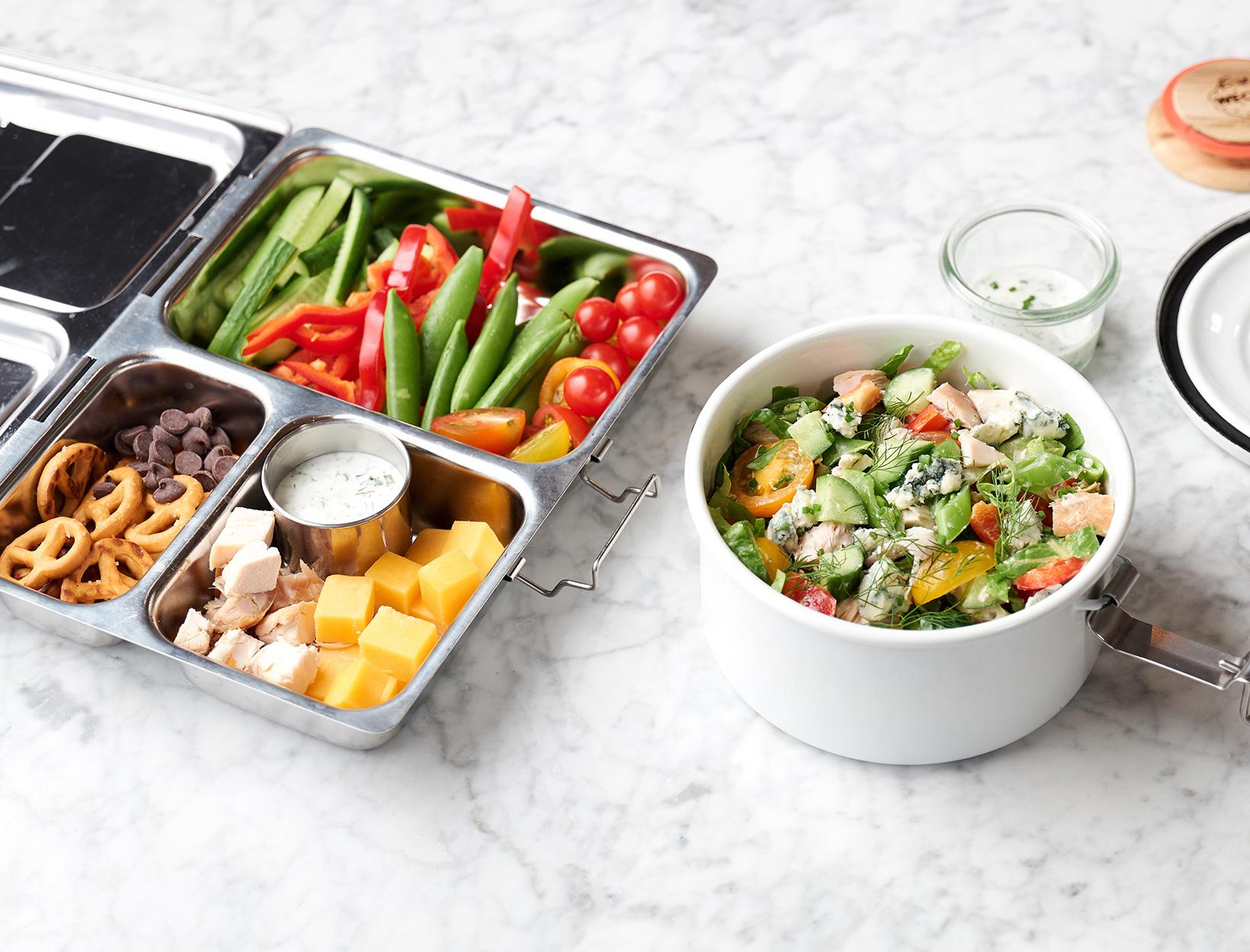 Double-Duty Chopped Salad