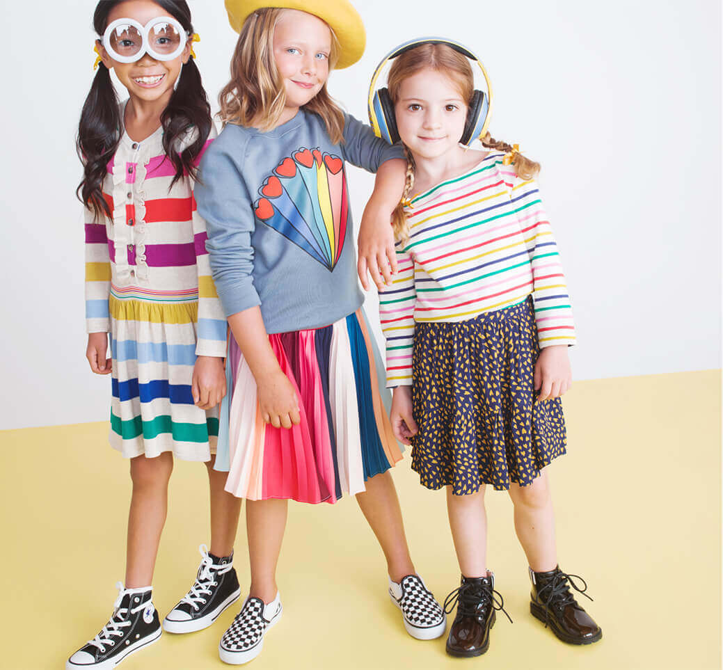 Wish it Were Our Size: Back-to-School Brights
