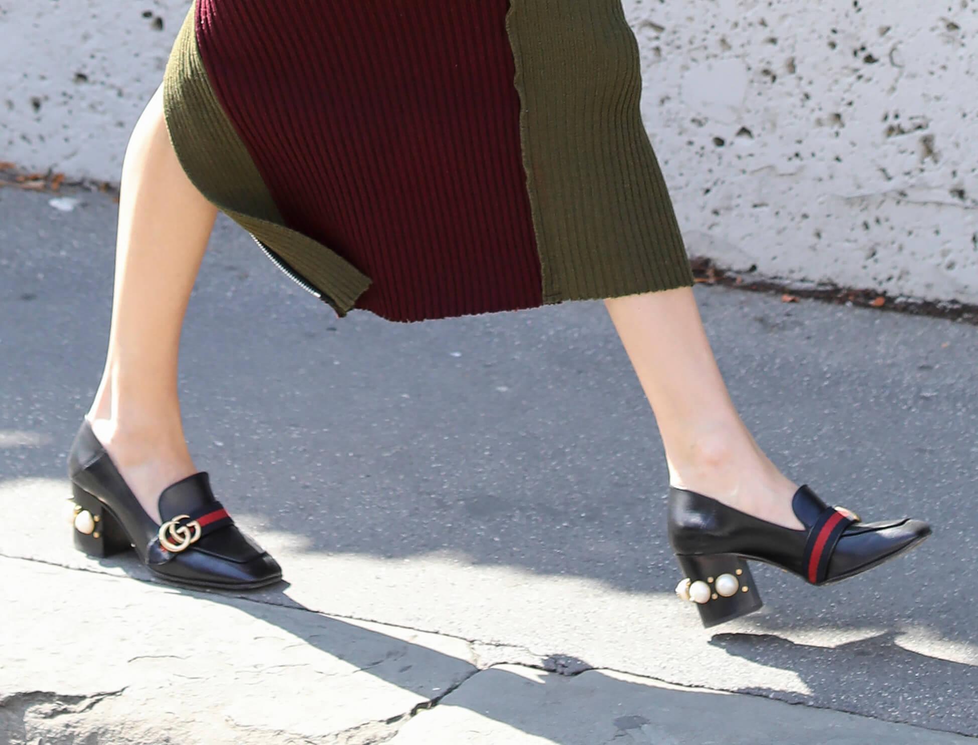 Ask Anne: An In-Between Heel?