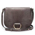 D Saddle Medium Handbag