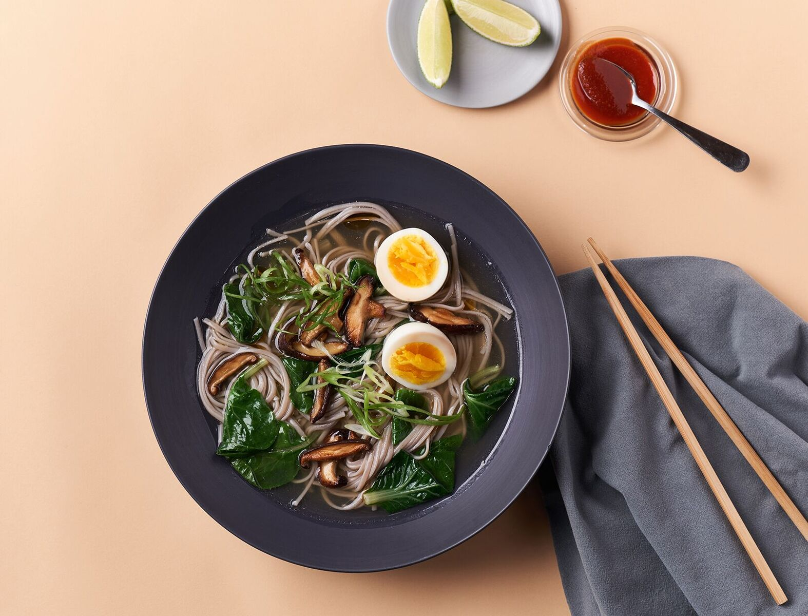Bone Broth Ramen