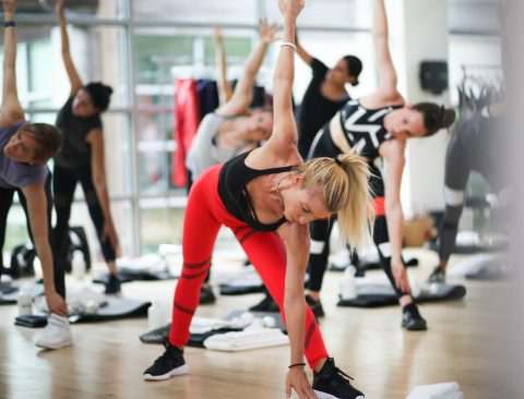 Tracy Anderson's At-Home Total-Body Workout