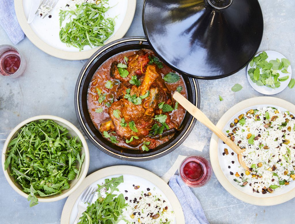 Four Easy—and Impressive—Moroccan-Inspired Recipes