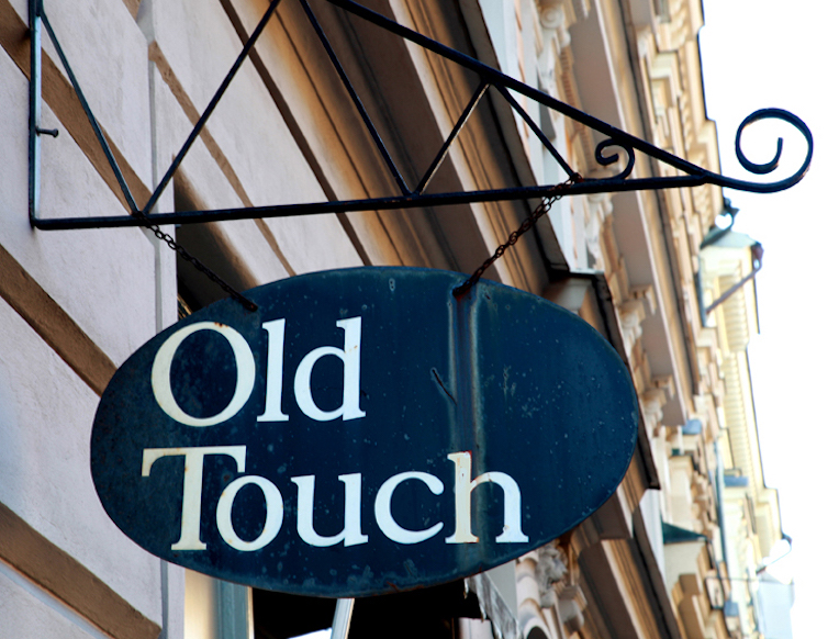 Old Touch