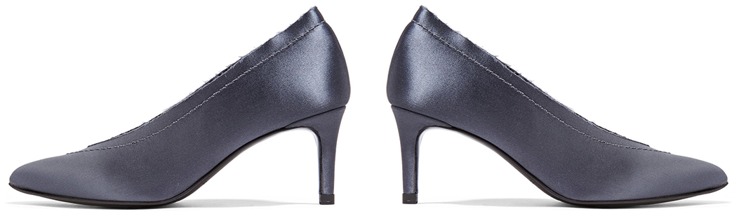 The Style Update: Satin Shoes