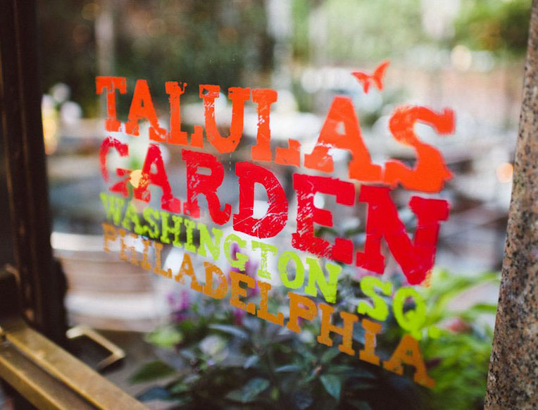 Talula's Garden