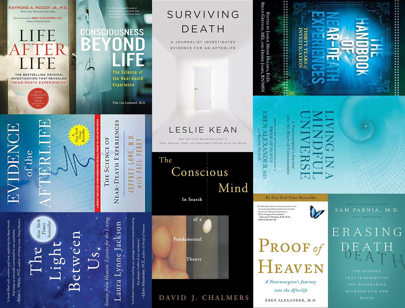 829e783ec Great Books on Consciousness