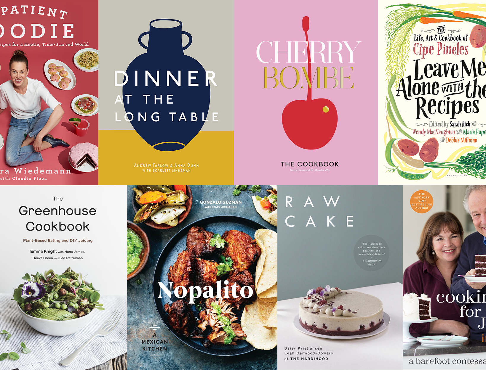 8 New (and New-to-Us) Cookbooks You'll Actually Use