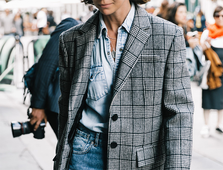 Ask Anne: How to Pull Off the Menswear Trend