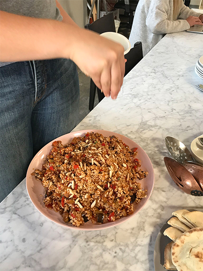 goop Cookbook Club: Neighborhood
