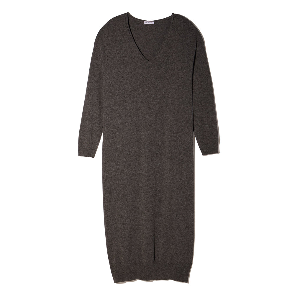 One Piece, Three Ways: The Cashmere Sweater Dress