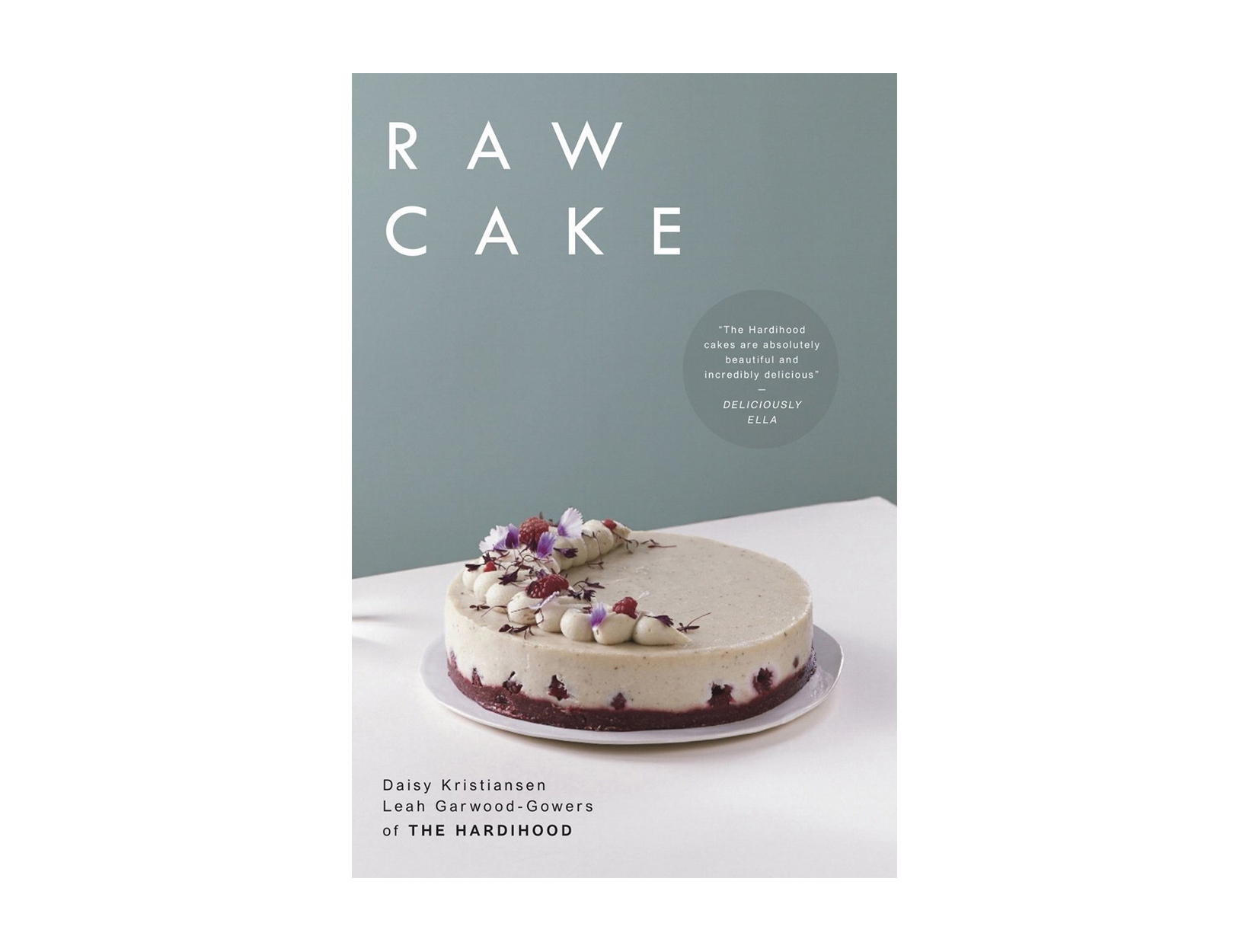 Raw Cake by Daisy Kristiansen and Leah Garwood-Gowers