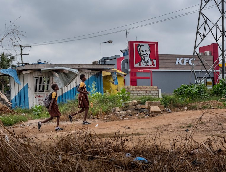 Obesity Was Rising as Ghana Embraced Fast Food. Then Came KFC.