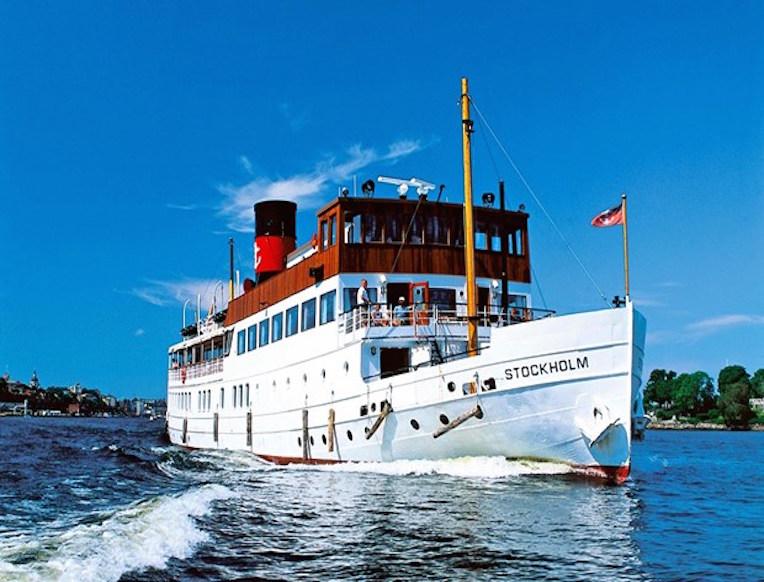 Stromma Boat Cruise
