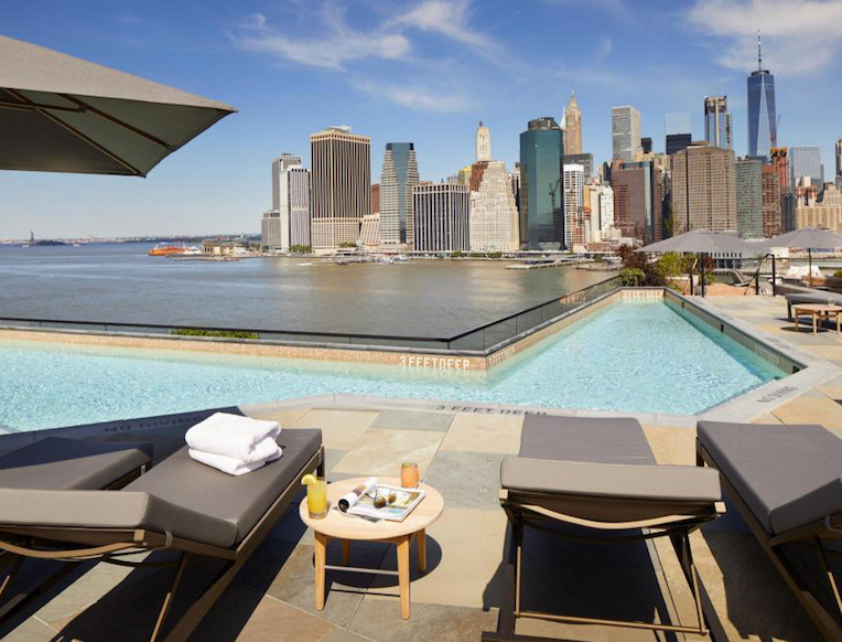 1 Hotel Brooklyn Bridge Goop